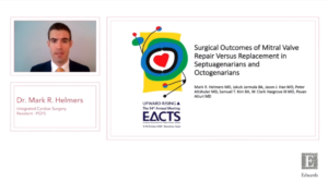 Surgical outcomes of mitral valve repair versus replacement in septuagenarians and octogenarians